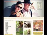 Сайт фотостудии с банком вакансий